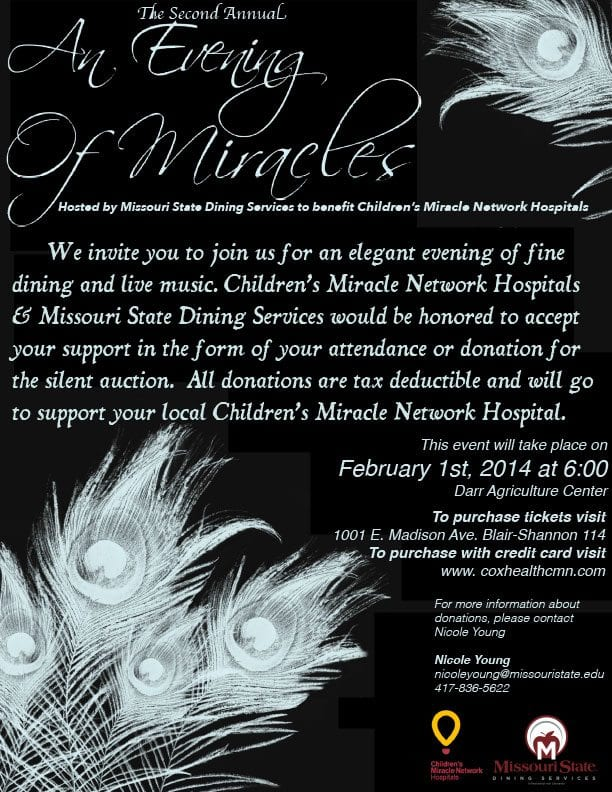 """Evening of Miracles"""