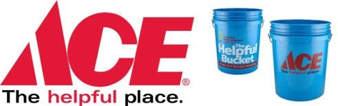 Ace Hardware Bucket Day
