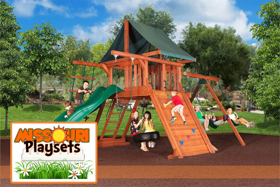 Missouri Playsets Raffle To Support CMN Hospitals & CoxHealth Foundation