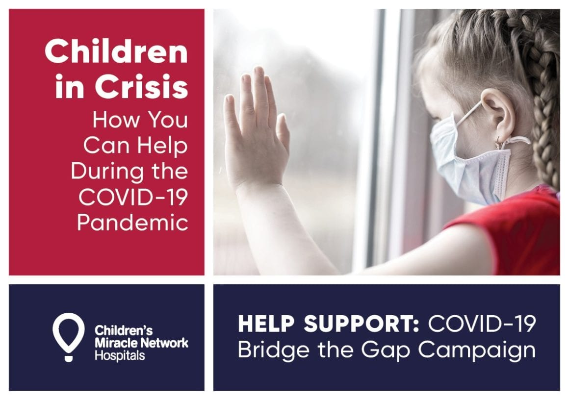 Children in Crisis - How You Can Help During the COVID-19 Pandemic